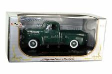 1948 CHEVY PICK UP TRUCK DIE CAST 1/32 GREEN BY SIGNATURE 32387