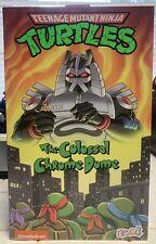 NECA Teenage Mutant Ninja Turtles TMNT The Colossal Chrome Dome New.