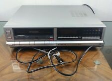 Vintage SANYO Beta Video Cassette Recorder/Player Betacord VCR Model 4020
