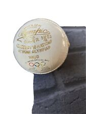 New listing Vtg Field Hockey Ball 1980 Olympic Super Deluxe Official Olympic Ball