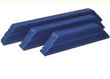 Boat Trailer Bunk Skids 1.2 Meter Plastic Slides. Poly Guides Solid Ribbed Plain