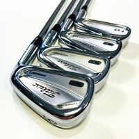 Titleist 716CB Single irons (3,4,5,6) AMT S300 - Excellent Cond, Free Post 5520