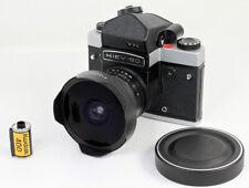 KIEV - 60 TTL Reflex 6 x 6 Film 120 Objectif Fish eye ZODIAK - 8 3,5/30 mm