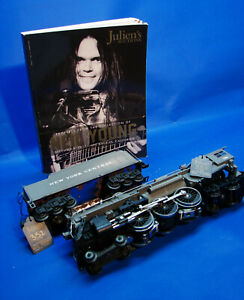 Neil Young Collection 1987 Lionel 18002 Hudson 785 Loco + Tender, Lot 352