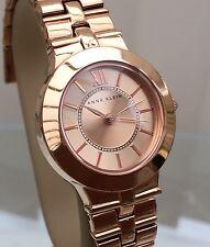 Anne Klein Designer watch Women's Rose Gold-Tone RRP £129 (p53)