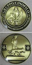 """Moneta/Coin """"G.C.E.I. - GRUPPO CINOFILO ESERCITO ITALIANO"""" - GROSSETO - (Rarità)"""