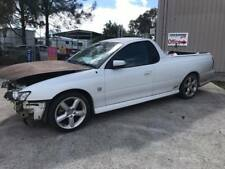 WRECKING VY SS UTE AUTO WHITE 164851KM COULSON SEATS 5.7 V8 LS1 CONVERSION