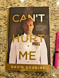 [Paperback] Can't Hurt Me: Master Your Mind and Defy the Odds by David Goggins