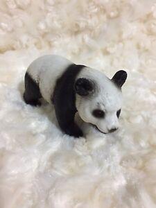Schleich Panda Figurine From 2001