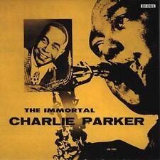 Immortal by Charlie Parker (Sax) (CD, Oct-2005, Savoy Jazz (USA))