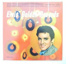 ELVIS PRESLEY ♫ GOLDEN RECORDS ♫ EX MONO D/G DOG ON TOP STUNNING LPM-1707