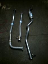 LAND ROVER DEFENDER 110 300TDi COMPLETE DE-CAT SPORTS EXHAUST SYSTEM