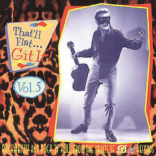 That'll Flat Git It! Vol. 5: Rockabilly And Rock 'N' Roll From The Vaults Of Dot
