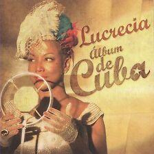 NEW - Album De Cuba by Lucrecia