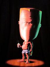 BRU-HED lrg T shirt comic book Dean Armstrong humor NEW Brew Head blockhead OG