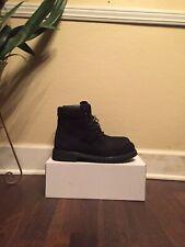 Men's Timberland 6-Inch Premium Waterproof Boot - Black