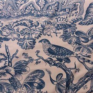 Windham Fabrics Tree of Life Blue Cotton Fabric, per 50cm