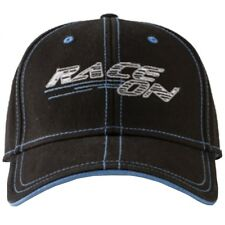 Drift Racing Race On Cotton Baseball Hat Cap - Black & Blue - 5255-503