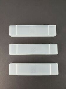 Super Nintendo SNES Cartridge Dust Covers Authentic Official OEM LOT of 3 CLEAN