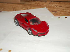 custom resin cast Ferrari 1/64th scale slot car with a Jag Hobbies DR-1 chassis