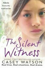 The Silent Witness by Casey Watson NEW