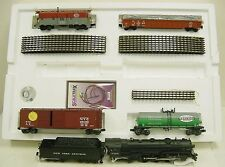 MTH 20-1004-1 2001 Modern Freight Train Outfit 4-6-4 J1e Hudson Steam Engine Set