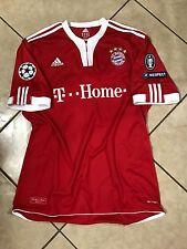 Germany bayern Munich Robben Holland  jersey original trikot football shirt