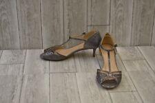 3d9c7802ca Paradox London Pink Seva Heels - Women's Size 9.5 - Pewter Shimmer