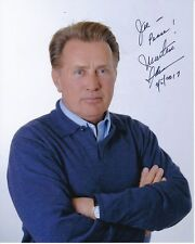 MARTIN SHEEN Autographed Signed Photograph - To Joe