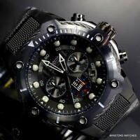 Invicta Bolt Star Wars Darth Vader Black Steel Chronograph 51mm LE Watch New