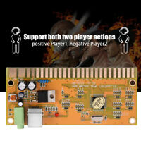 Double Players Arcade JAMMA to PC USB PS/3 Game Accessories Controller Board