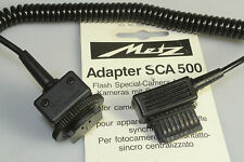 # 0780 Metz SCA 500 Adaptor for Camera with Hot Shoe Contact