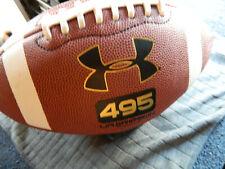 Under Armour Ua 495 Gripskin Composite Football Official Size Football Premium!
