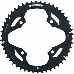 FSA Bicycle Cycle Bike Vero Pro 2X11 110 BCD 4H Road Chainring Black