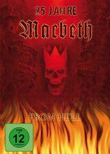 MACBETH From Hell -25 Jahre Macbeth DVD (o276a) 162412