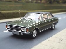 1/43 Scale 1966 Opel Commodore 'A' (green) by Minichamps 430 046160