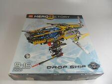 Lego Hero Factory Drop Ship 7160 Brand BIONICLE ??? COMPLET ???  POUR VRAC