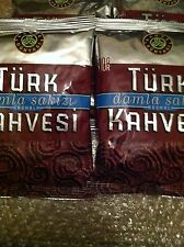 Turkish Coffee Mastic flavored KAHVE DUNYASI 4 pack*100 g (3.4OZ) fresh 400g