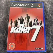 Killer 7 ps2 Playstation 2 PAL Spiel complete Capcom Action Shooter