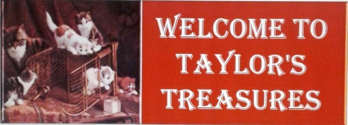 Taylor's Treasures 560