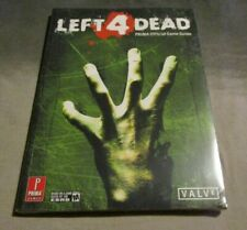NO GAME - Left 4 Dead    Left for Dead * STRATEGY GUIDE BOOK ONLY - 360 NEW