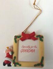 Christmas Avon Someones Special Grandma or Grandpa Ornament.