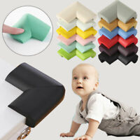 8PCS Child Baby Desk Table Corner Edge Protector Soft Safety Foam Cushion Guard