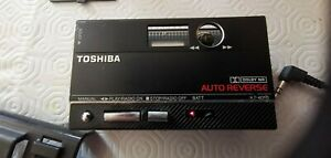 Walkman Toshiba Radio K7 Am-fm. (Model Collector)