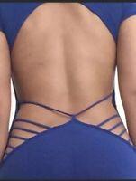 Sexy Women V Neck Lace Up Bandage Bodysuit Leotard Lingerie Romper Tops Jumpsuit