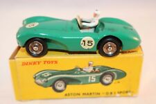 "Dinky Toys 506 Aston Martin ""DB3 Sport"" near mint boxed all original condition"