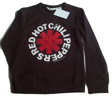 Sweat Shirt Gr.134 /140 H&M NEU Red Hot Chili Peppers schwarz pullover kinder