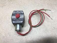Asco Ef8003G2 120V solenoid valve
