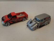 Hot wheels Harley Davidson Truck Toys
