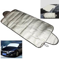 Portable Car Windshield Anti Snow Frost Ice Dust Shield Sun Shade Cover Durable